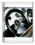 Volant Sportif Spiral Notebook