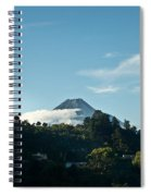 Volcan De Agua Antiqua Gutemala 1 Spiral Notebook