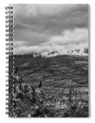 Volcan De Agua - Ciudad Vieja I Spiral Notebook
