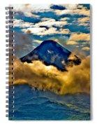Volcano 2 Spiral Notebook