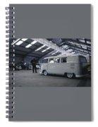 Volkswagen Microbus Spiral Notebook