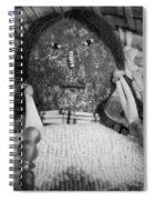 Voodoo Girl Spiral Notebook