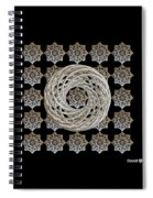 Vortex Stargate Spiral Notebook