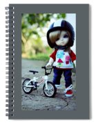 Votofel Force Spiral Notebook