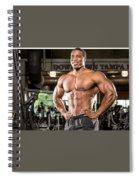 Votofel Force Spiral Notebook