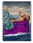 Voyage Spiral Notebook