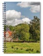 Vrams Gunnarstorp Castle Spiral Notebook