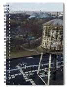 Milwaukee Spiral Notebook
