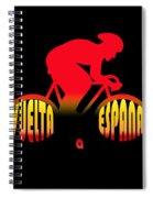 Vuelta A Espana Spiral Notebook