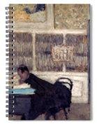 Vuillard: Revue, 1901 Spiral Notebook