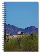 Vulture Mine Ahead Spiral Notebook