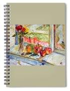 Vyhled Z Atelieru Spiral Notebook