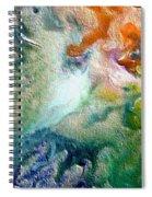 W 023 Spiral Notebook
