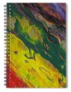 W 048 Spiral Notebook
