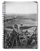 W W I: Battle Of Verdun Spiral Notebook