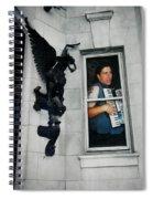 Wacko Spiral Notebook