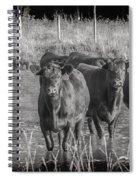 Wading Moos Spiral Notebook
