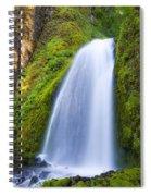 Wahkeena Spiral Notebook