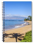 Wailea, Ulua Beach Spiral Notebook