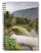 Wailoa Stream Spiral Notebook