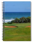 Wailua Golf Course - Hole 17 - 1 Spiral Notebook