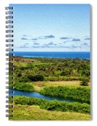 Wailua River Spiral Notebook