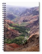 Waimea Canyon 1 Spiral Notebook