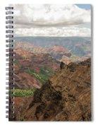 Waimea Canyon 4 Spiral Notebook
