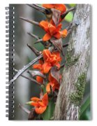 Waimea Flowers Spiral Notebook