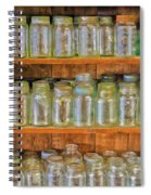 Waiting For Canning Time Spiral Notebook