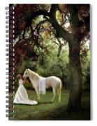 Waiting For My Prince Spiral Notebook
