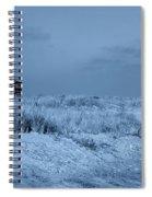 Waiting For Summer - Jersey Shore Spiral Notebook
