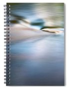 Waiting For The River Spiral Notebook