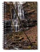 Waiting For Winter Spiral Notebook