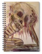 Waiting Forever...... Spiral Notebook
