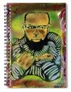 Wakabi Panther Pride Spiral Notebook