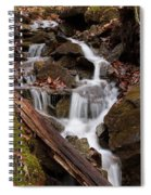 Walden Creek Cascade Spiral Notebook