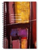 Walk On By Spiral Notebook