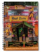 Walk The Plank Spiral Notebook