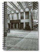 Walk The Walk Spiral Notebook