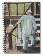 Walk Up Spiral Notebook
