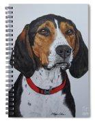 Walker Coonhound - Cooper Spiral Notebook