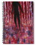 Walking Away Spiral Notebook