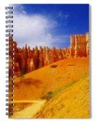Walking Bryce Spiral Notebook