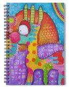 Walking My Way Spiral Notebook