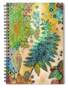 Walking With The Forest Spirits Part 2 Spiral Notebook