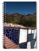 Wall Balls Spiral Notebook