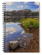 Wall Lake Spiral Notebook