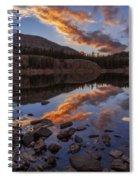 Wall Reflection Spiral Notebook