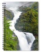 Wallace Falls Spiral Notebook